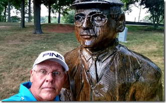 Donald Ross and Larry